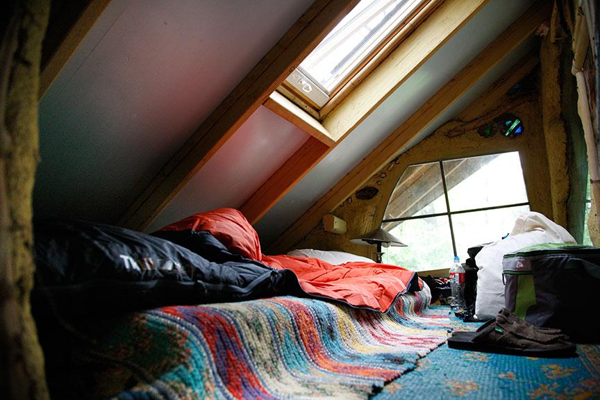 Sea World 'Womb' bedroom
