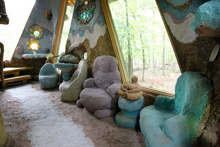 Sea World living room