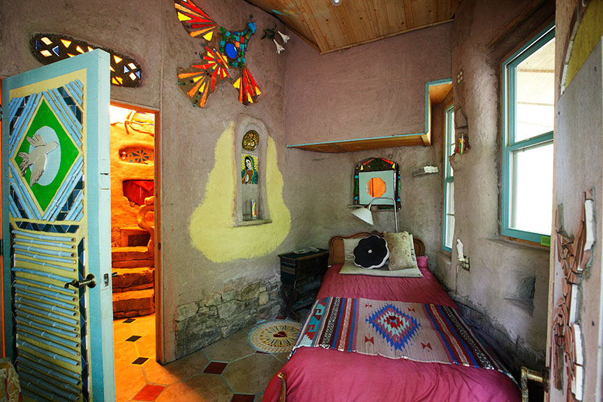 Virgin of Guadalupe bedroom