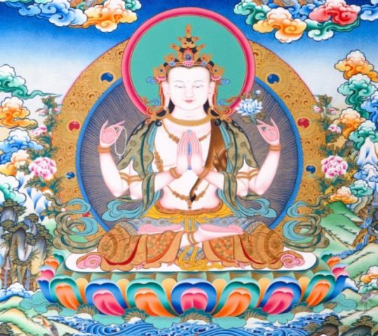 Buddha of Compassion retreat: Mindfulness and Meditation