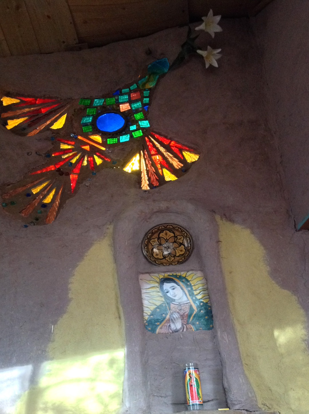 Virgin of Guadalupe 'Spirit Bird'
