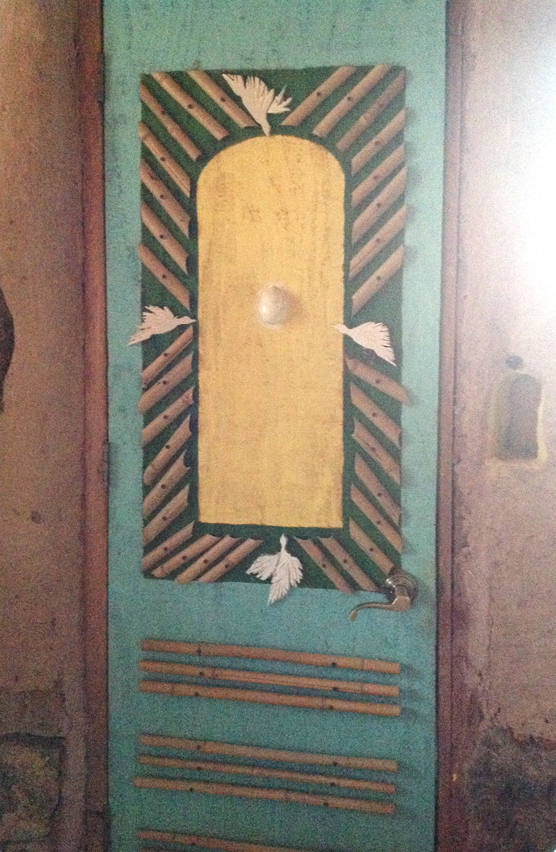 Virgin of Guadalupe door