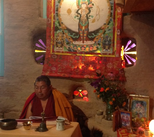 Thupten Dorje October Retreat
