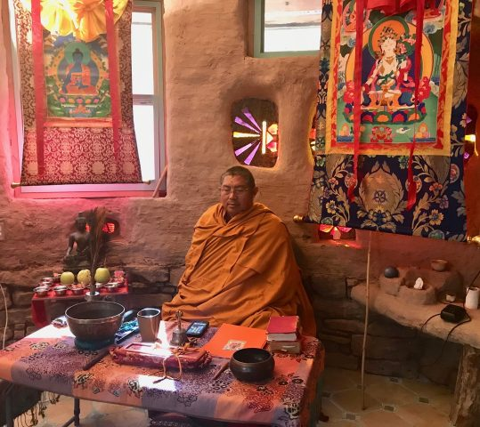 One-day Vajrayana retreat with Thubten Dorje