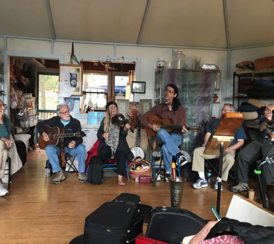 Songwriter's Creativity Weekend